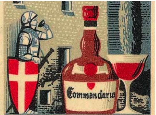 Commandaria-Stamp